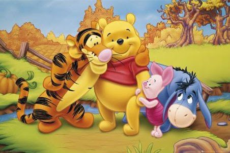 Winnie-The-Pooh-Friendship
