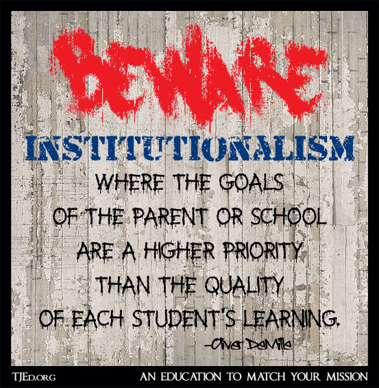 beware institutionalism-beware 2