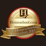 2013 Top Homeschooling Curriculum