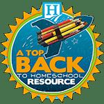 Top Back to Homeschool Resource Award