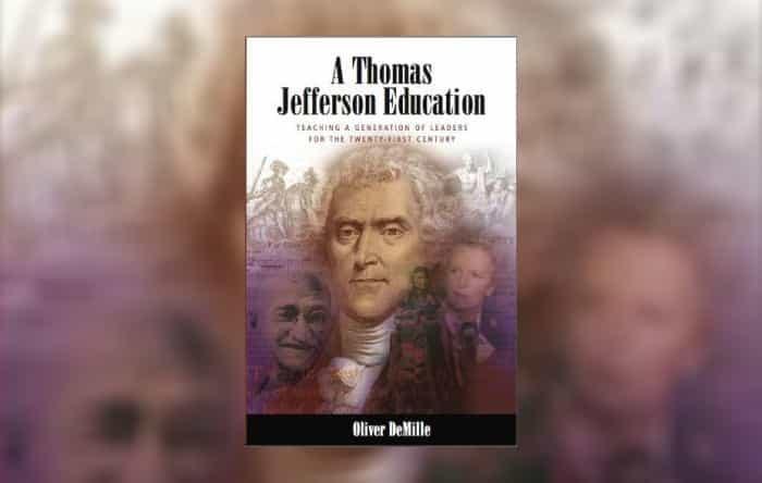 Thomas Jefferson Education Book